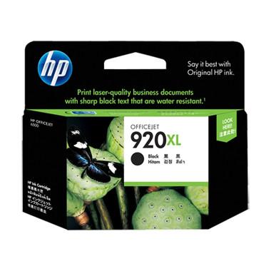 HP 920XL (CD975AA) Black Ink Cartridge - High Yield