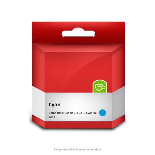 521 Cyan Ink Cartridge (Compatible)