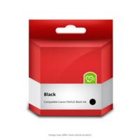 525 Black Ink Cartridge (Compatible)