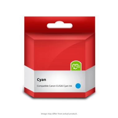 526 Cyan Ink Cartridge (Compatible)