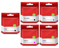 Cheap Compatible Canon PGI650XL/CLI651XL Value Pack Ink Cartridges - High Yield