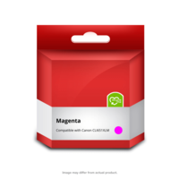 Compatible Canon CLI 651XL Magenta Ink Cartridge - High Yield