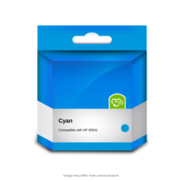 HP Compatible 955XL Cyan Ink Cartridge