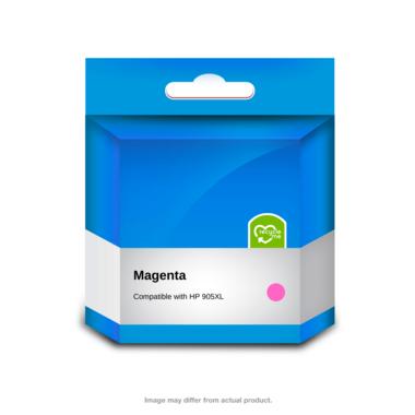 HP Compatible 905XL Magenta Ink Cartridge
