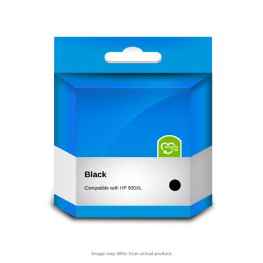 HP Compatible 905XL Black Ink Cartridge