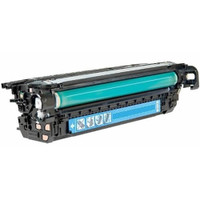 HP 646A Cyan Toner Cartridge (Compatible)