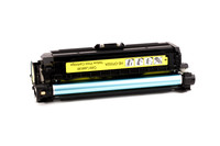 HP 646A Yellow Toner Cartridge (Compatible)