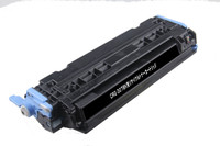 HP 124A Black Toner Cartridge (Compatible)
