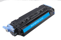 HP 124A Cyan Toner Cartridge (Compatible)