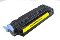HP 124A Yellow Toner Cartridge (Compatible)