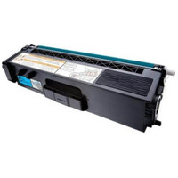 Brother TN348C Cyan Toner Cartridge (Compatible)