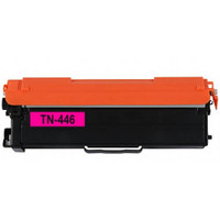 Brother TN446M Magenta Toner Cartridge (Compatible)