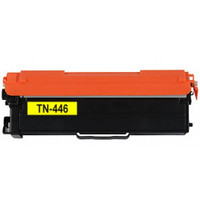 Brother TN446Y Yellow Toner Cartridge (Compatible)