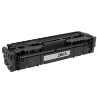 HP 206X Cyan Toner Cartridge (Compatible)