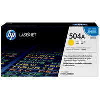 HP 504A (CE252A) Yellow Toner Cartridge