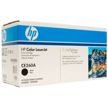 HP 647A Black Toner Cartridge (Original)