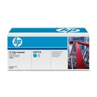 HP 650A Cyan Toner Cartridge (Original)