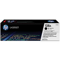 HP 128A (CE320A) Black Toner Cartridge