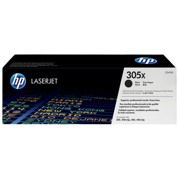 HP 305X Black Toner Cartridge (Original)