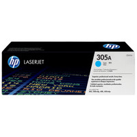 HP 305A Cyan Toner Cartridge (Original)