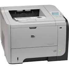 HP LaserJet P3015dn Mono-Laser Printer