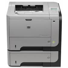 HP LaserJet P3015x Mono-Laser Printer