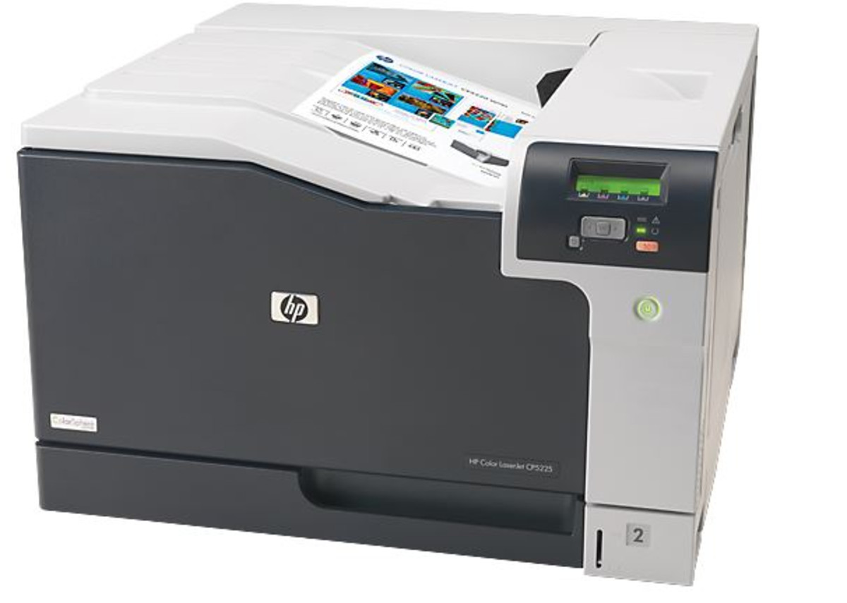 HP LaserJet Pro CP5225n Colour Printer
