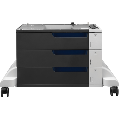 HP 500 Sheet Paper Feeder and Stand