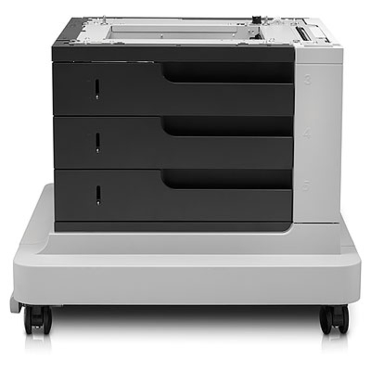 HP 500 Sheet Paper Feeder with Stand