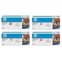 HP 307A Toner Cartridges Value Pack - Includes: [1 x Black, Cyan, Magenta, Yellow]