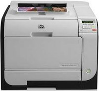 HP Colour Laserjet M451dw Laser Printer