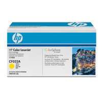 HP 646A Yellow Toner Cartridge (Original)