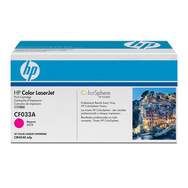 HP 646A Magenta Toner Cartridge (Original)