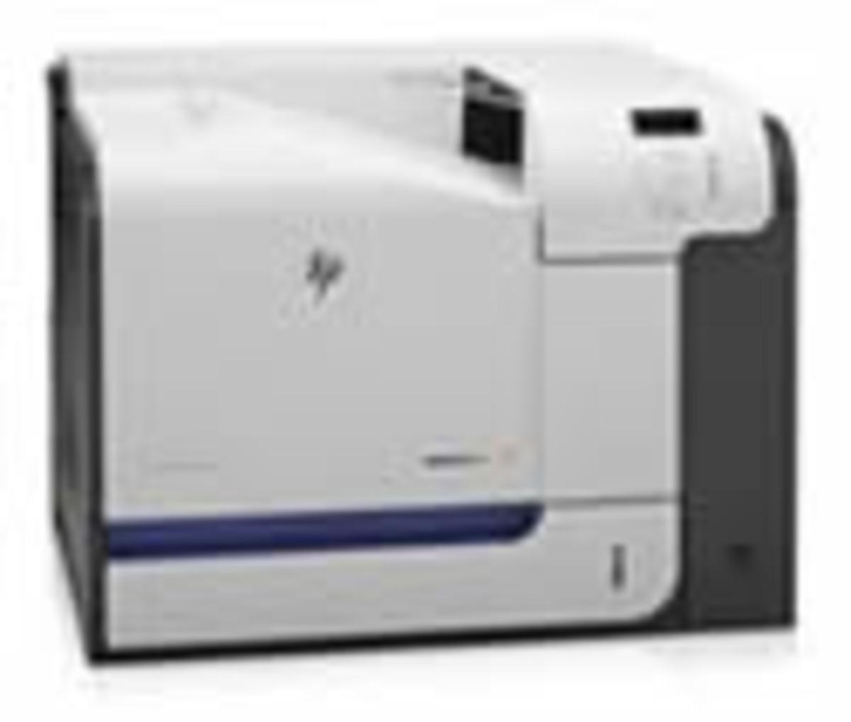 HP Colour LaserJet Enterprise 500 M551n Laser Printer