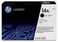 HP 14A (CF214A) Black Toner Cartridge