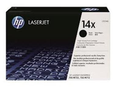 HP 14X Black Toner Cartridge (Original)