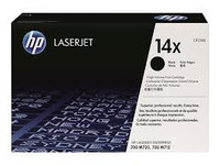 HP 14X (CF214X) Black Toner Cartridge - High Yield