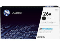 HP 26A Black Toner Cartridge (Original)