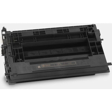 HP 37A Black Toner Cartridge (Original)