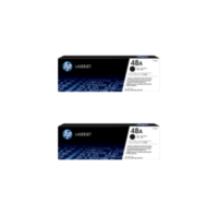 HP 48A Black Twin Toner Pack