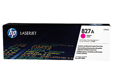 HP 827A Magenta Toner Cartridge (Original)