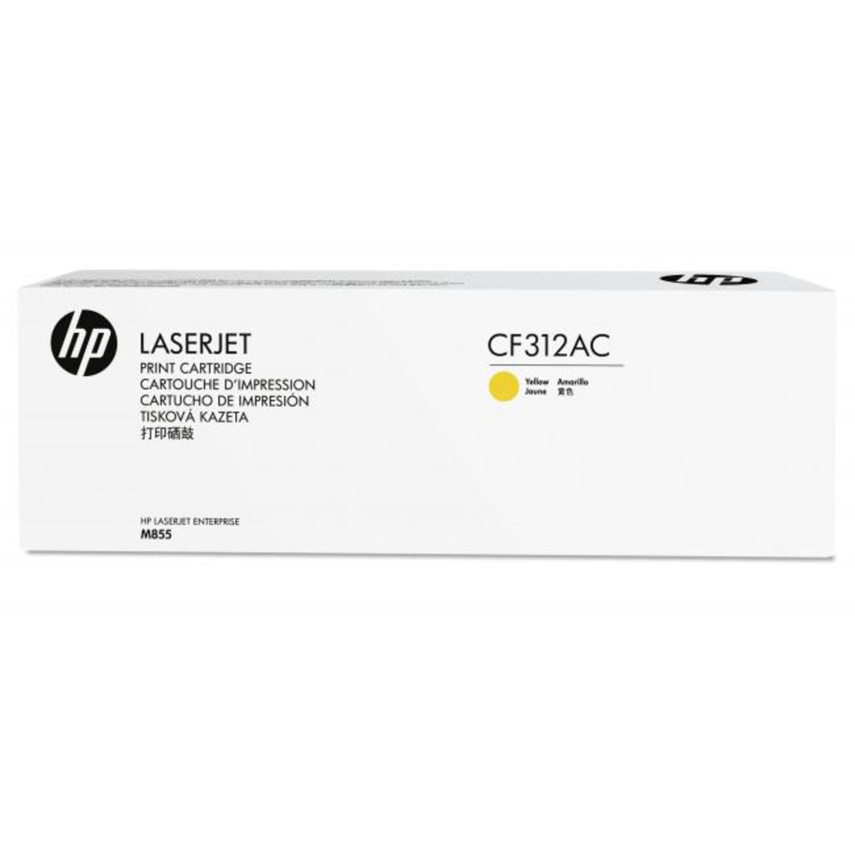 HP 826A (CF312AC) Yellow Toner Cartridge - Contract Toner