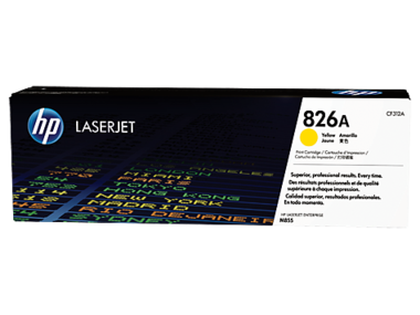HP 826A Yellow Toner Cartridge (Original)