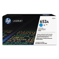 HP 653A (CF321A) Cyan Toner Cartridge