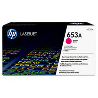 HP 653A (CF323A) Magenta Toner Cartridge
