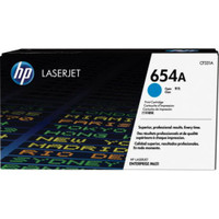 HP 654A (CF331A) Cyan Toner Cartridge