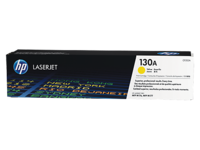 HP 130A (CF352A) Yellow Toner Cartridge