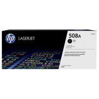 HP 508A (CF360A) Black Toner Cartridge