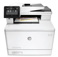 HP LaserJet Pro M477fnw Colour Printer