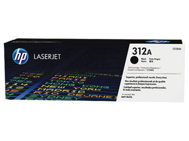 HP 312A Black Toner Cartridge (Original)